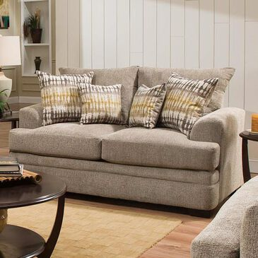 Southaven Loveseat in Perth Pewter, , large