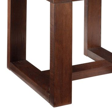 Signature Design by Ashley Watson End Table in Dark Brown, , large