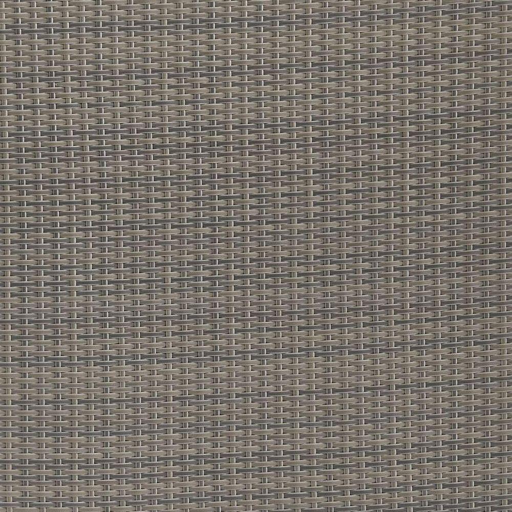 Bolton Furniture Asti Patio Pub Stool in Gray - Set of 6, , large