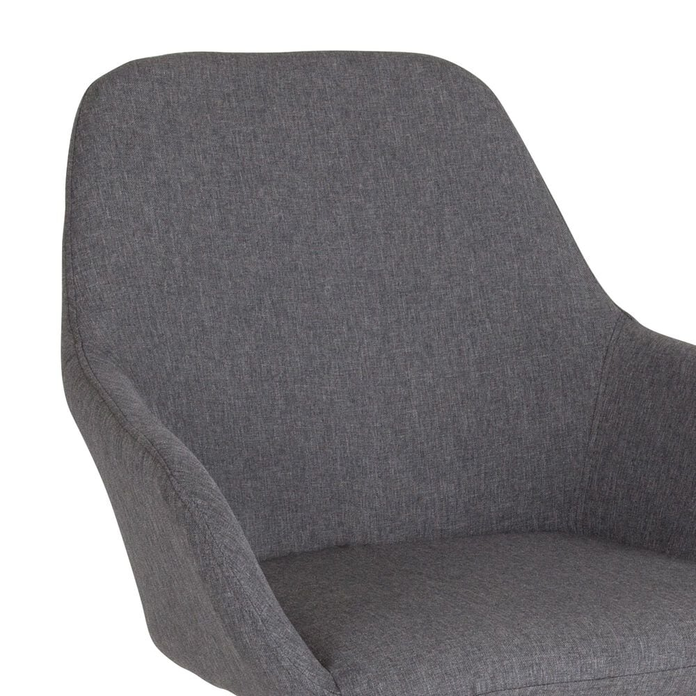 Flash Furniture Cortana Office Chair in Gray, , large