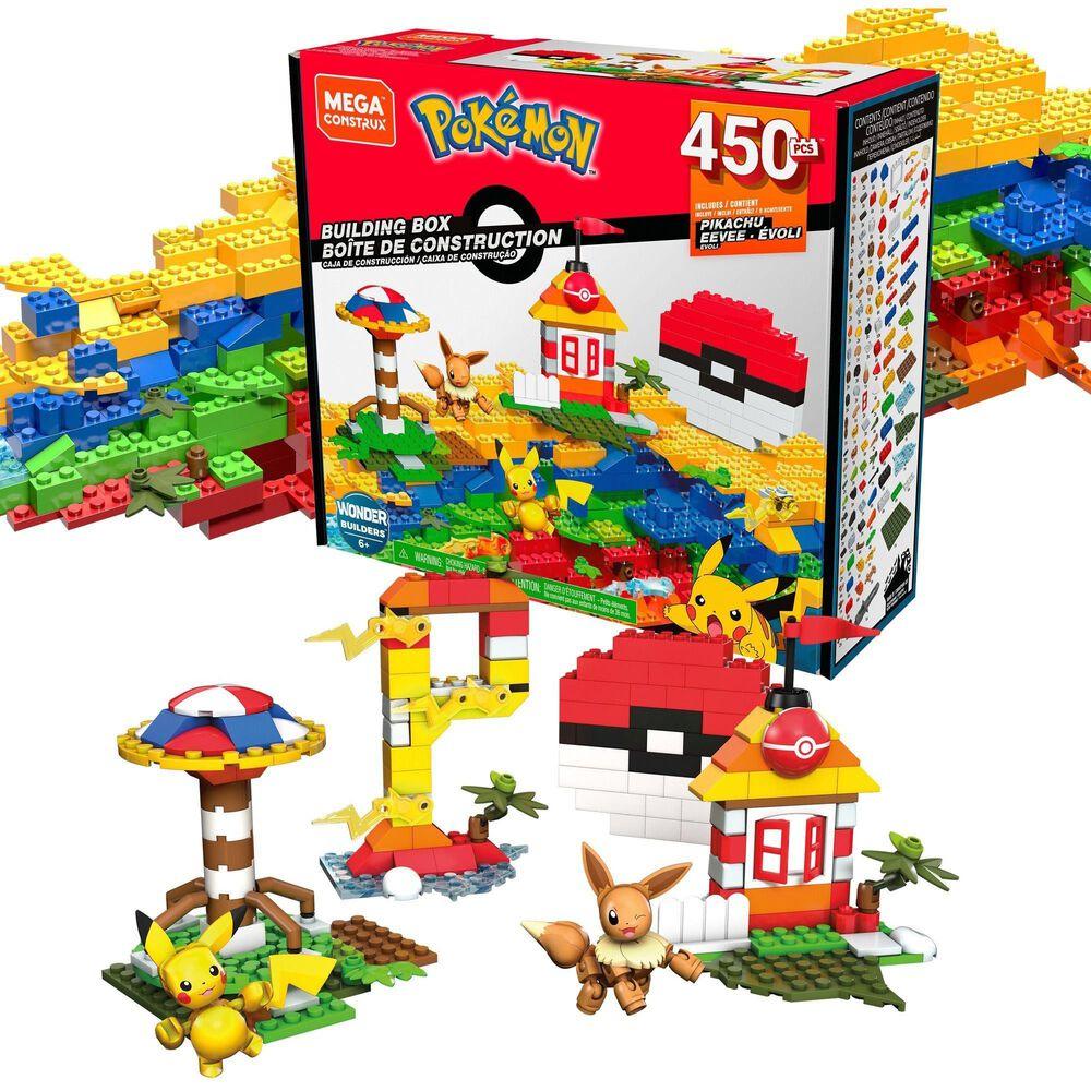 """Mega Construx Pokemon Let""""s Go Building Box, , large"""