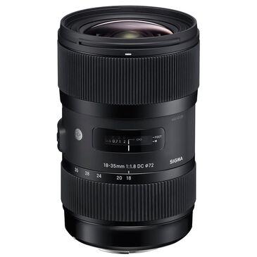 Sigma 18-35mm F1.8 Art DC HSM Lens for Nikon, , large