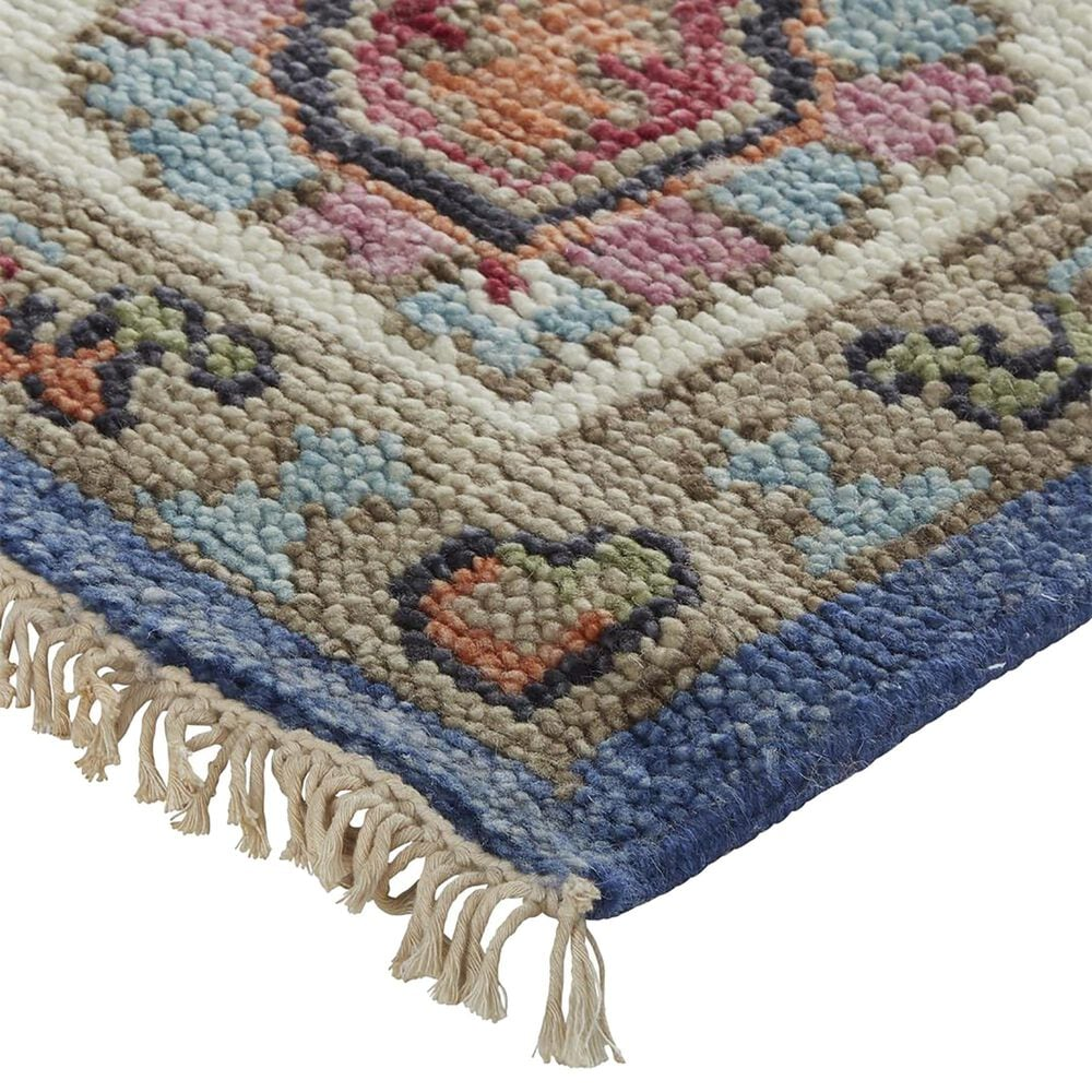 "Feizy Rugs Beall 5'6"" x 8'6"" Blue Area Rug, , large"