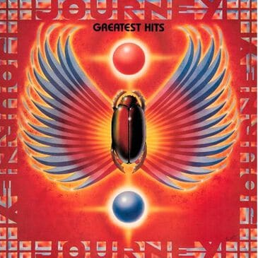 Journey - Greatest Hits Vinyl LP (Bonus LP Version), , large