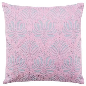 """Safavieh Melania 18"""" Pillow in Pink, , large"""