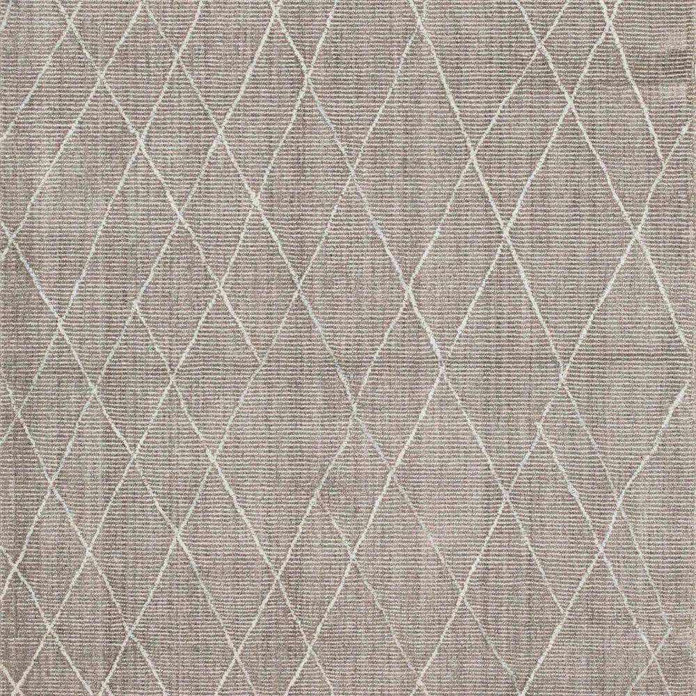 Karastan Tangier RG188-176 8' x 10' Deviation Taupe Area Rug, , large