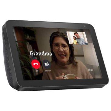 Amazon Echo Show 8 HD Smart Display with Alexa - Charcoal, , large