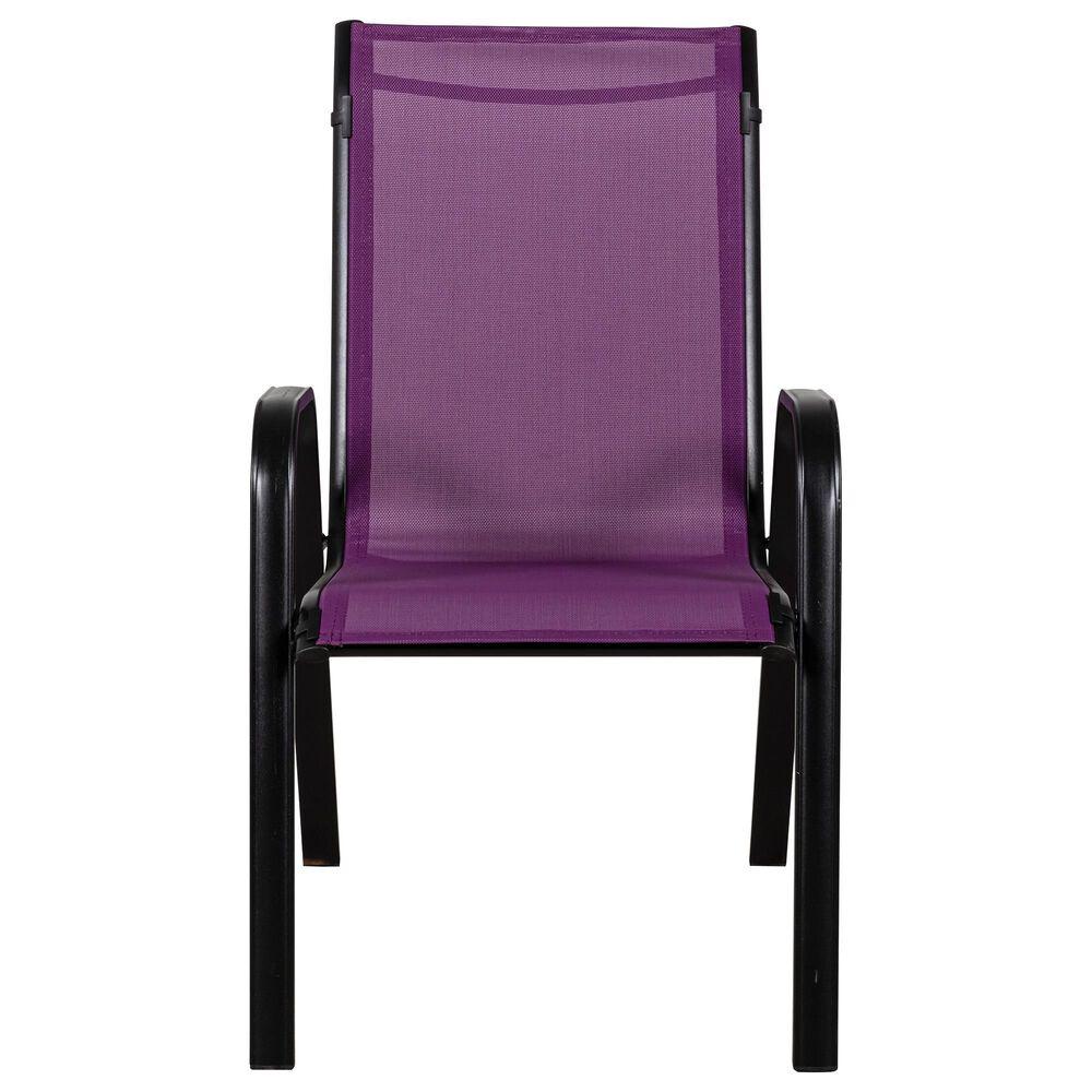 Redline Creation Inc. Color Stack Chair in Orange, , large
