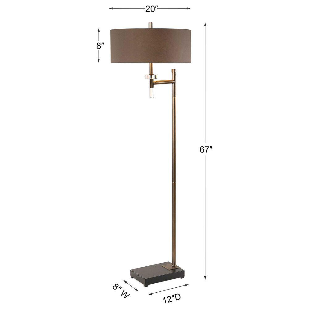 Uttermost Oletha Floor Lamp, , large