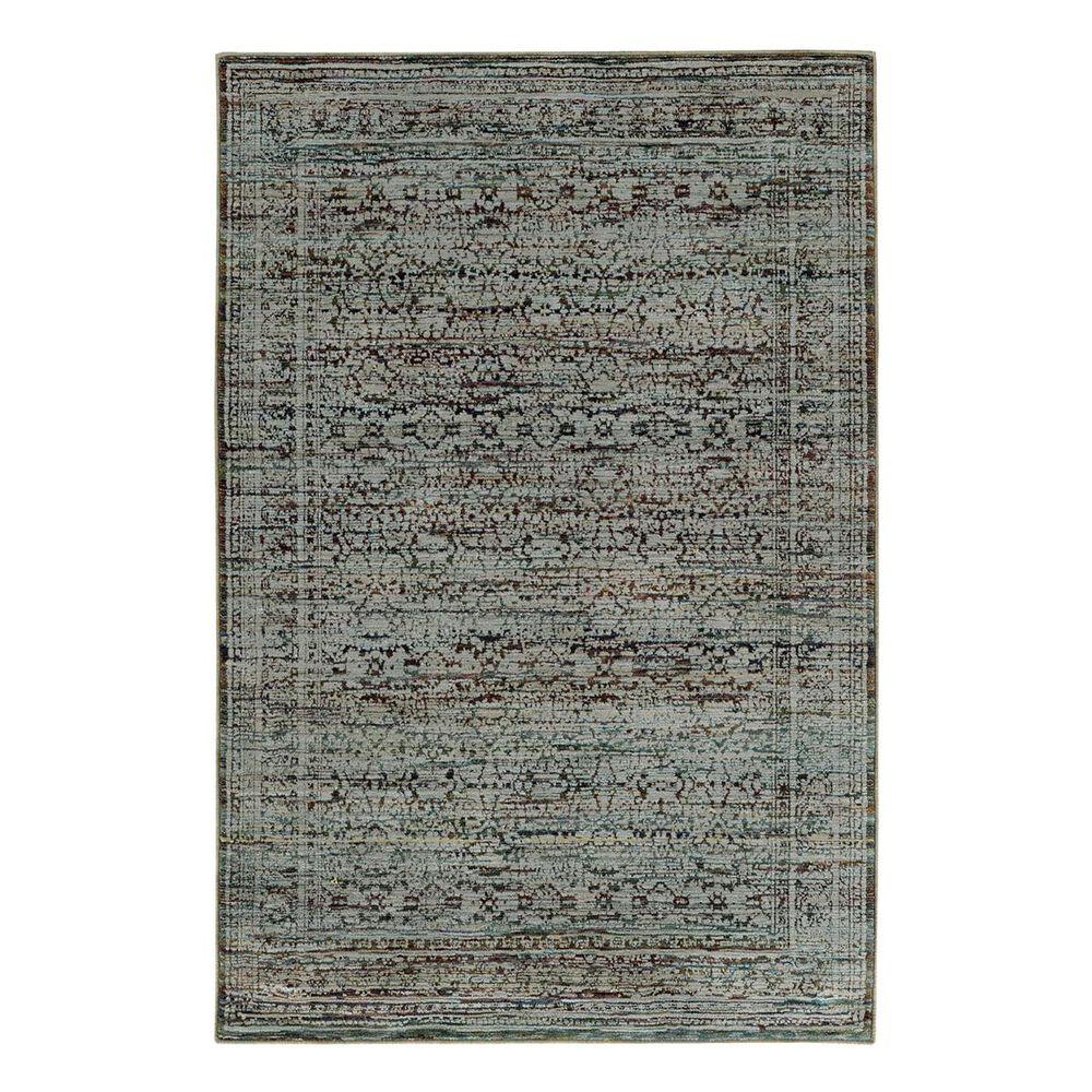 "Oriental Weavers Andorra 7127A 6'7"" x 9'6"" Blue Area Rug, , large"