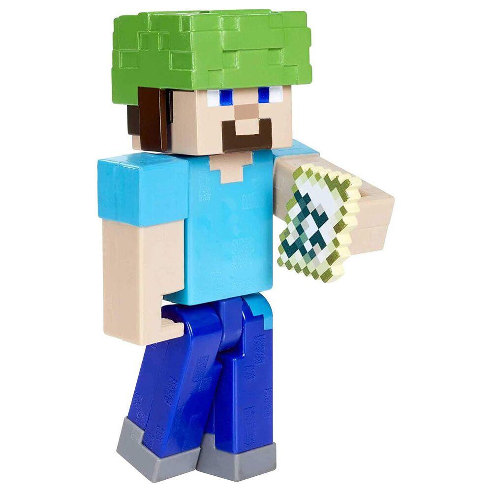 Minecraft Underwater Steve Figure, , large