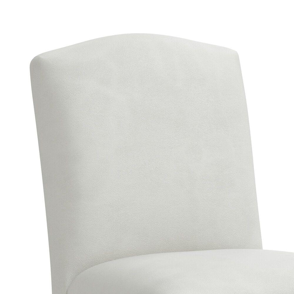 Skyline Furniture Bar stool in Velvet Light Grey, , large