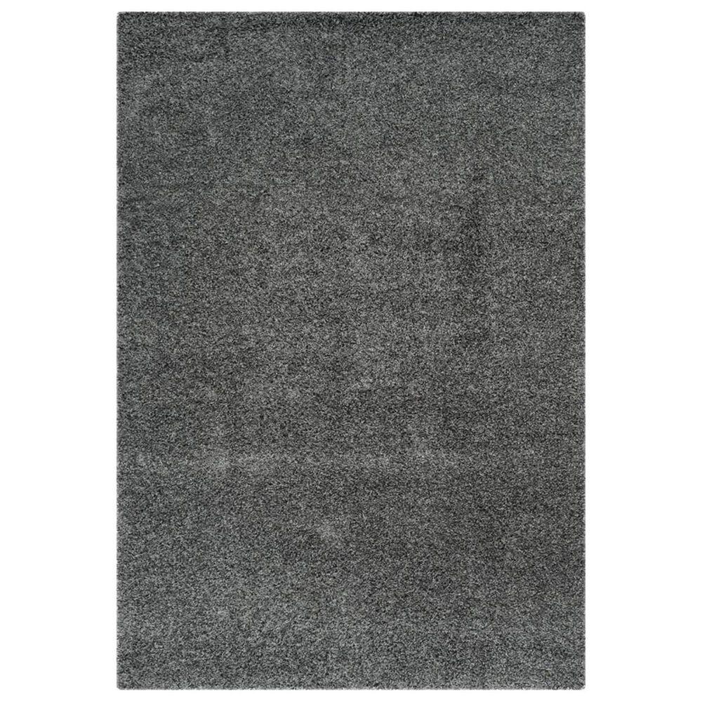 "Safavieh Laguna Shag SGL303G 5'3"" x 7'6"" Dark Grey Area Rug, , large"