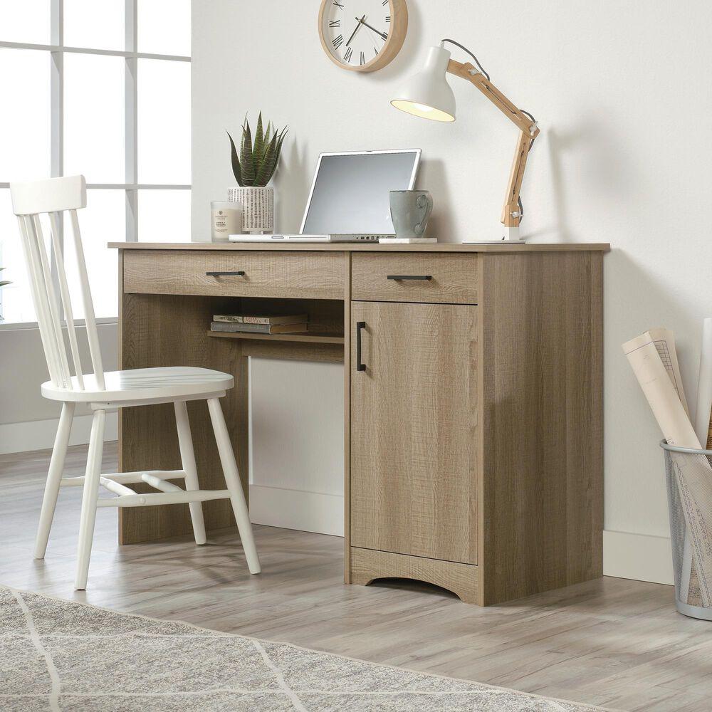 Sauder Beginnings Desk in Summer Oak, , large