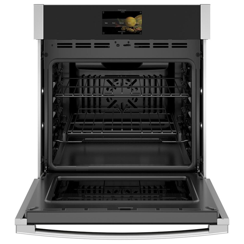 """GE Profile Single Wall Oven 27"""" with Convection in Stainless Steel, , large"""