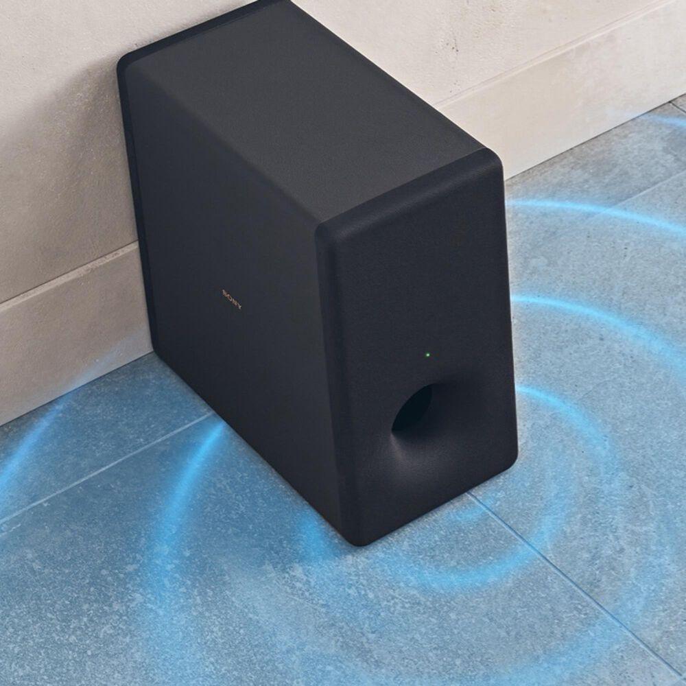 Sony 200W Wireless Subwoofer in Black, , large