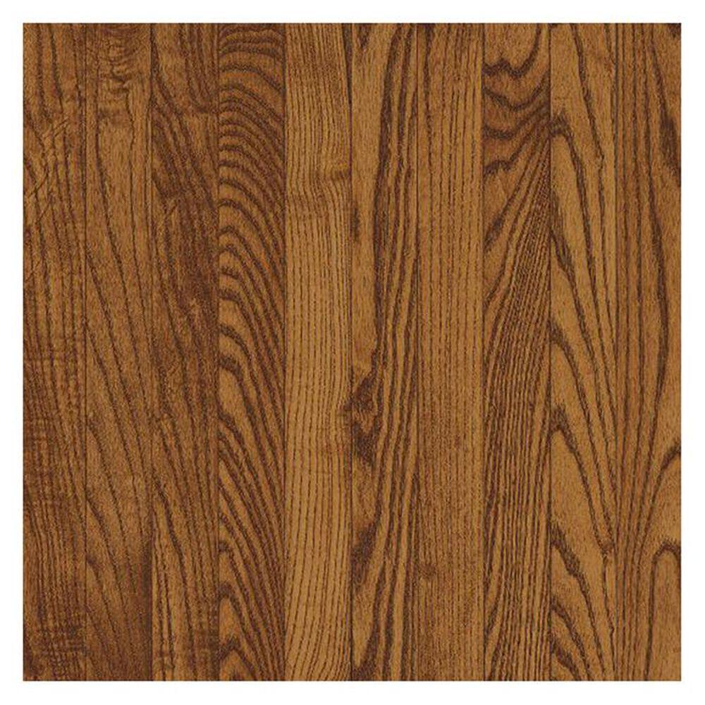Bruce Dundee Strip Fawn Oak Hardwood, , large