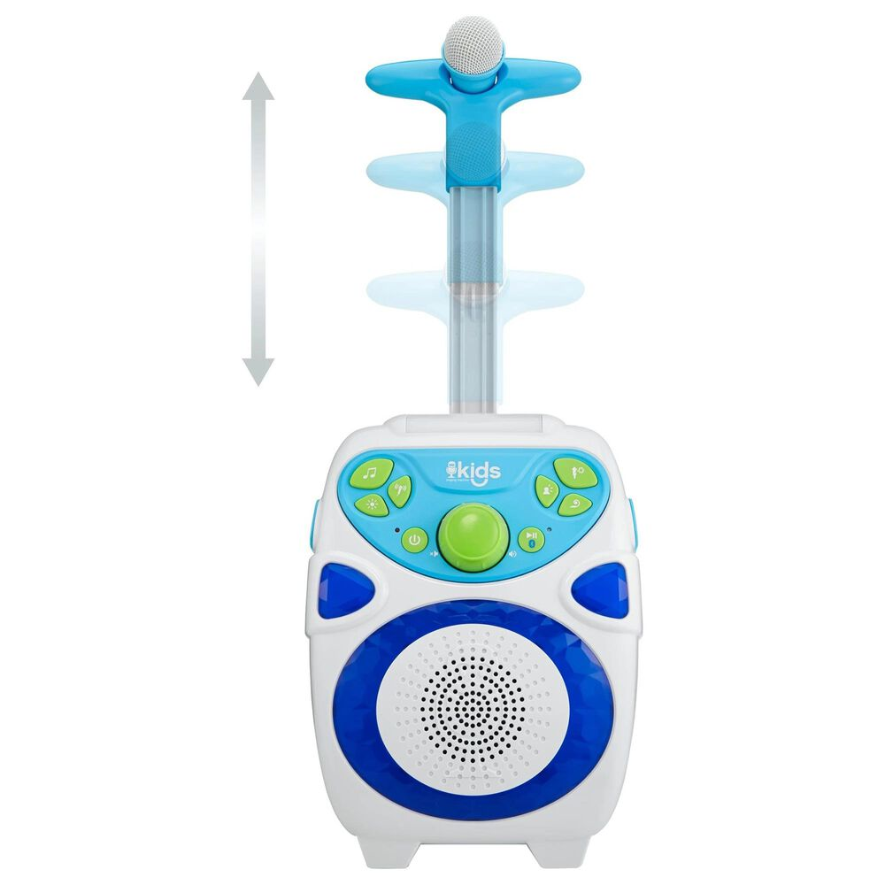 Singing Machine Kids Portable Bluetooth Karaoke Machine, , large