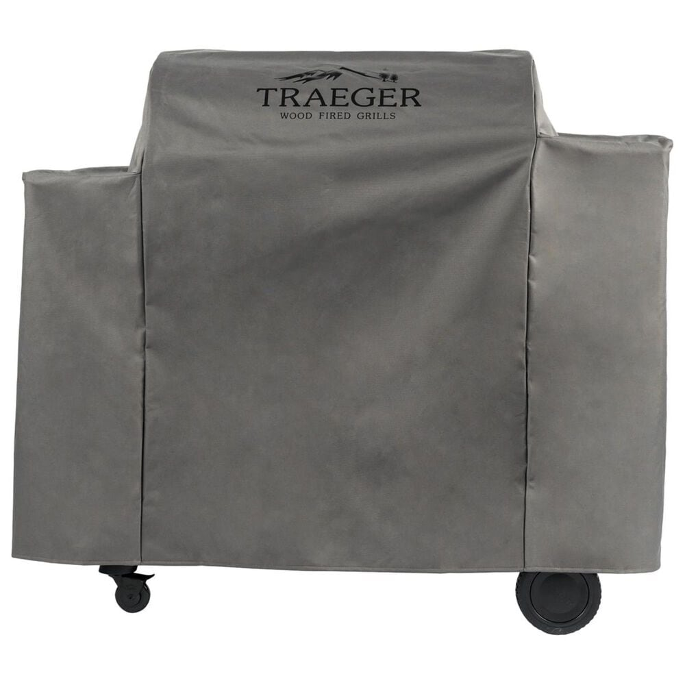 Traeger Grills Ironwood 885 Full Grill Cover in Gray, , large