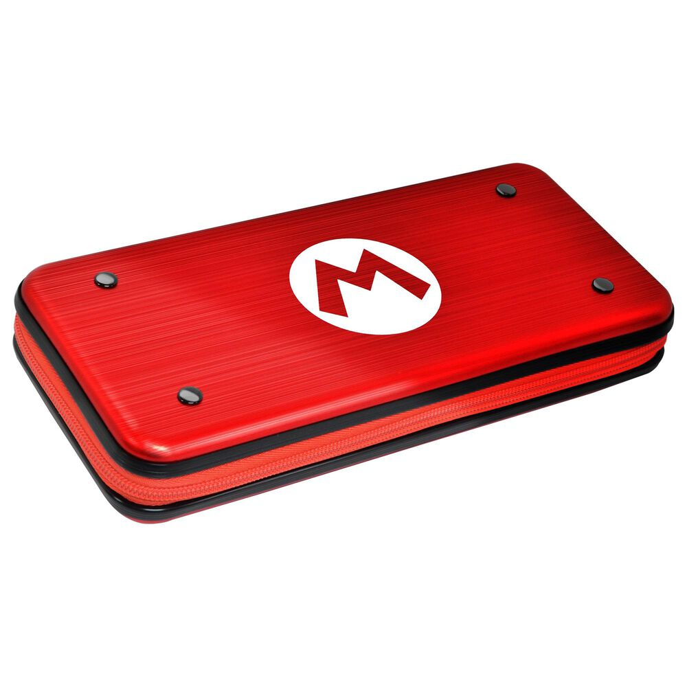 Hori AlumiCase Mario Edition in Red - Nintendo Switch, , large