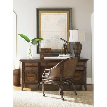 Sligh Bal Harbour Isle of Palms Credenza in Rich Sienna, , large