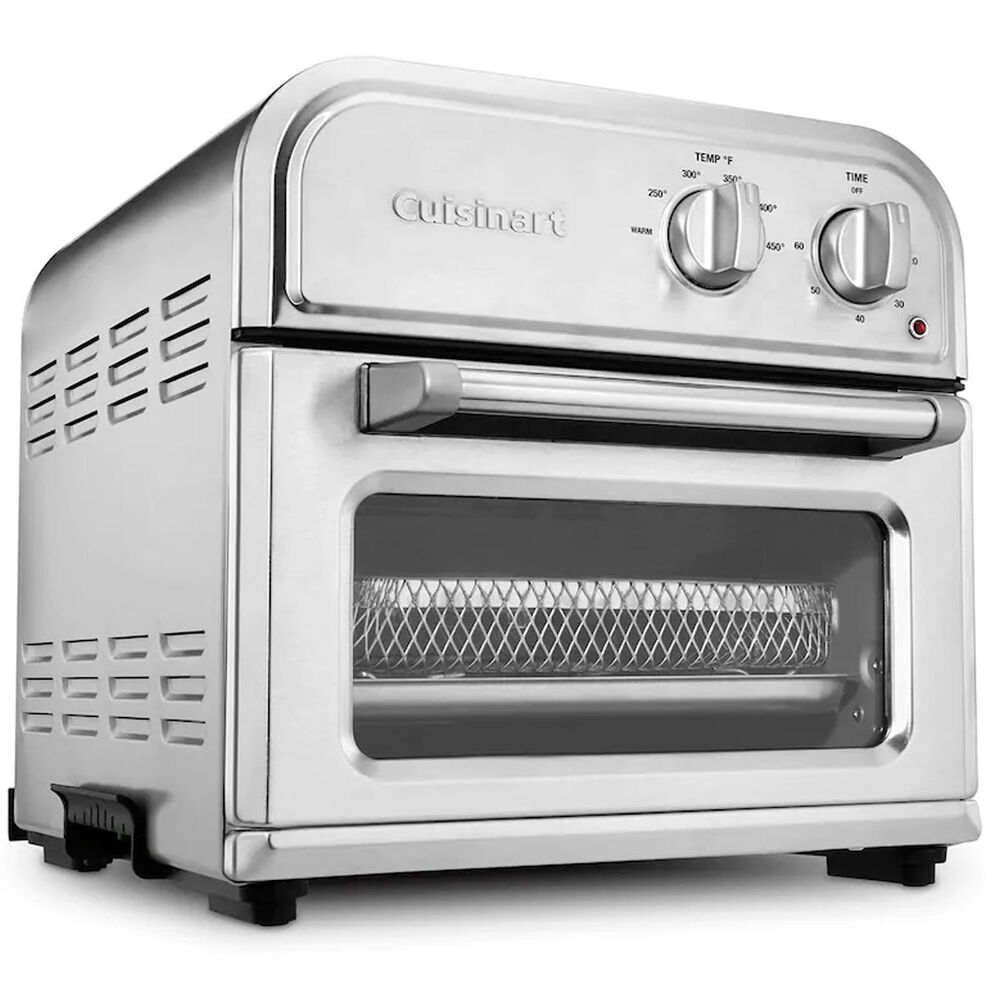 Cuisinart Air Fryer Toaster Oven in Stainless Steel, , large