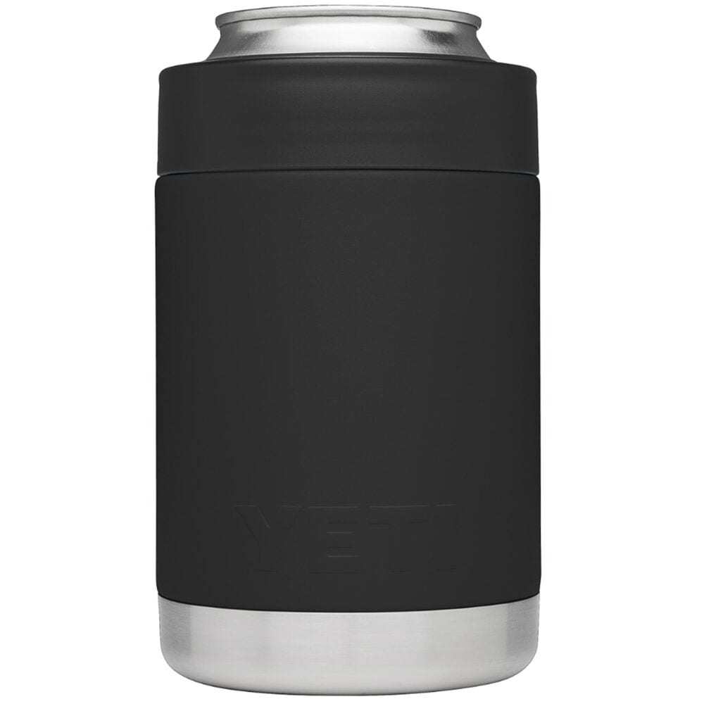 YETI Rambler 12 Oz Colster Can Insulator in Black , , large