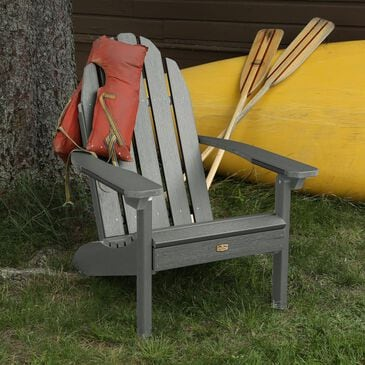 Highwood USA Essential Adirondack Chair in Gray, , large