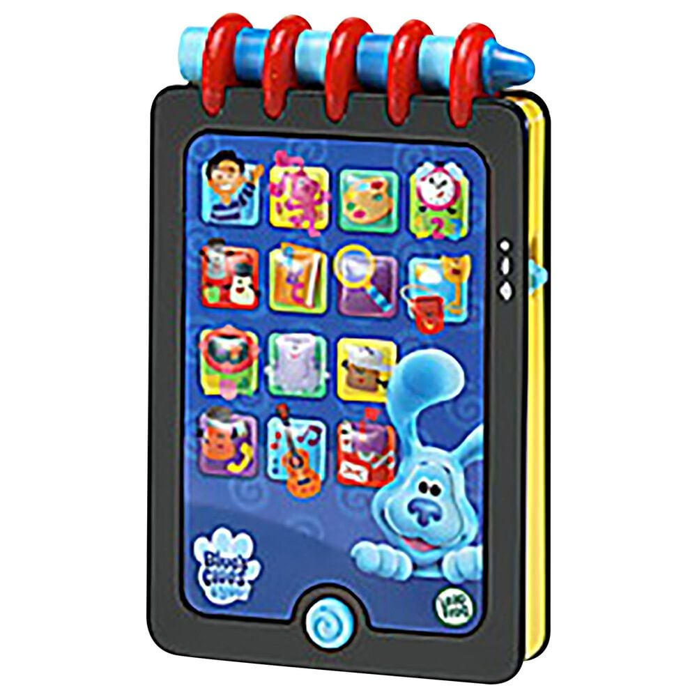 Vtech Toys Blue's Clues and You! Really Smart Handy Dandy Notebook, , large