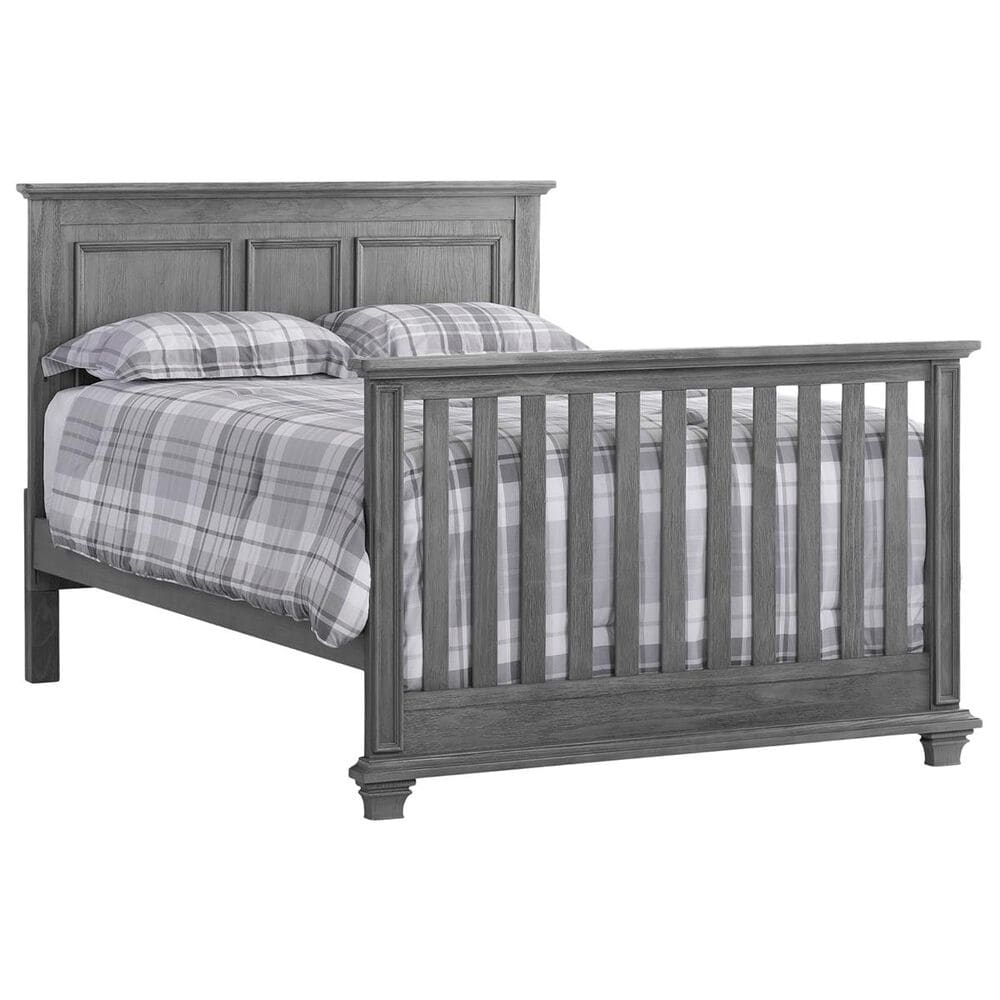 Oxford Baby Kenilworth Full Bed Conversion Kit in Graphite Gray, , large