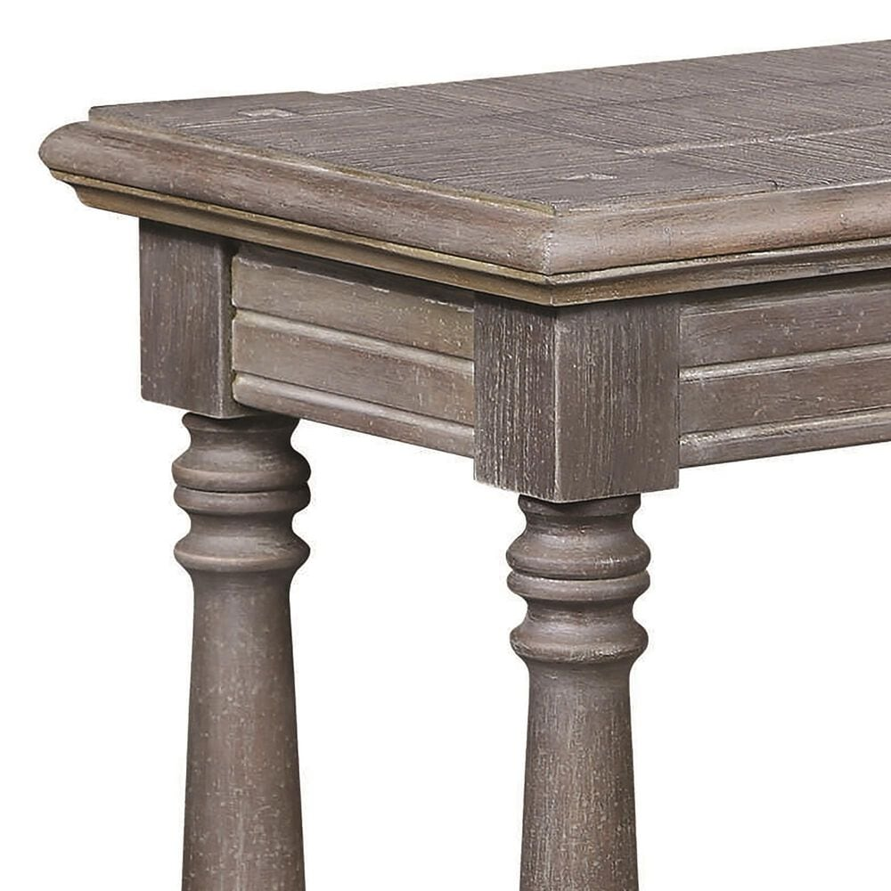 Uttermost Mardonio Side Table in Light Brown, , large
