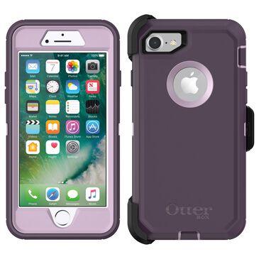 Otterbox Defender Case For Apple Iphone Se / 8 / 7 in Purple Nebula, , large