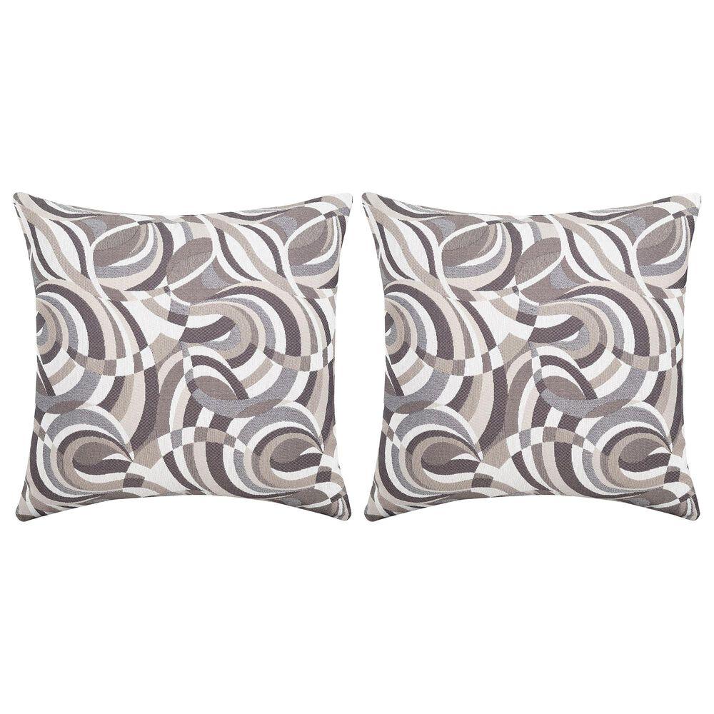 "Furniture of America Brock 22"" Throw Pillow (Set of 2), , large"