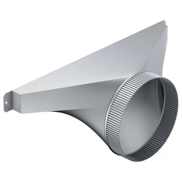"""Bosch 8"""" Side/Rear Transition for Downdraft Ventilation in Stainless Steel, , large"""