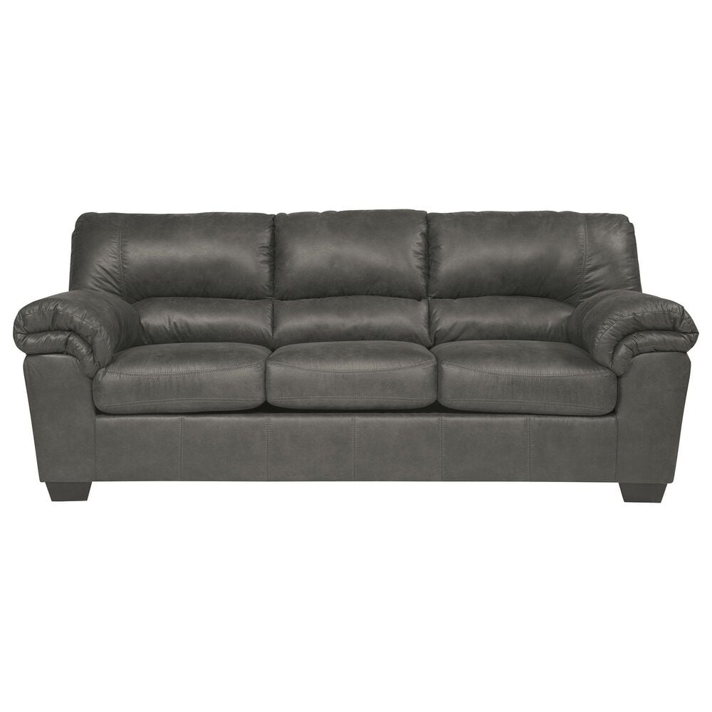 Signature Design by Ashley Bladen Sofa in Slate, , large