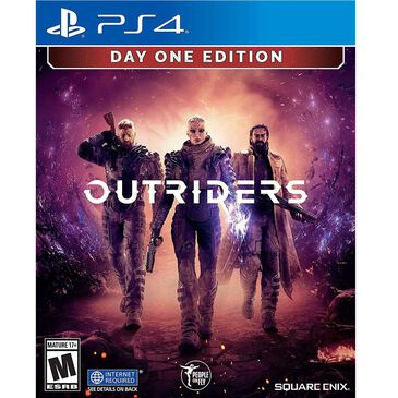 Outriders - Day One Edition - PlayStation 4, , large