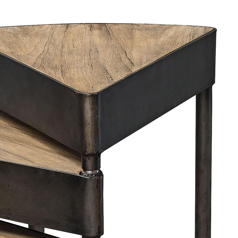 Uttermost Akito Nesting Tables in Natural Wheat, , large