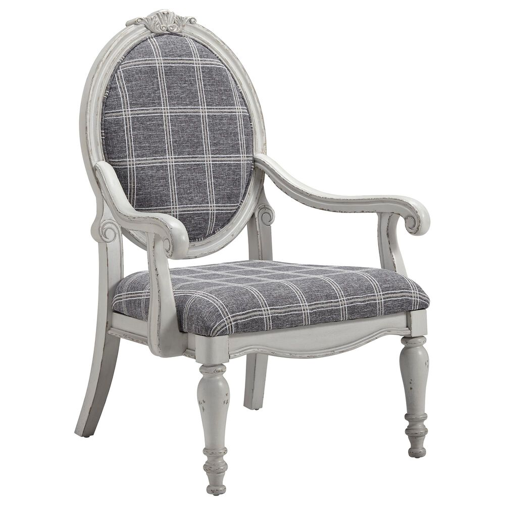 Signature Design by Ashley Kornelia Accent Chair in Charcoal, , large