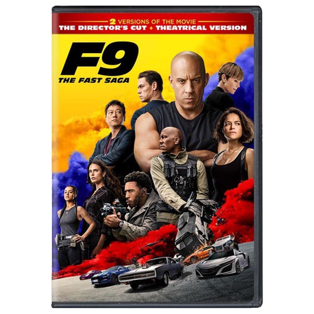 F9-Fast Saga [DVD], , large