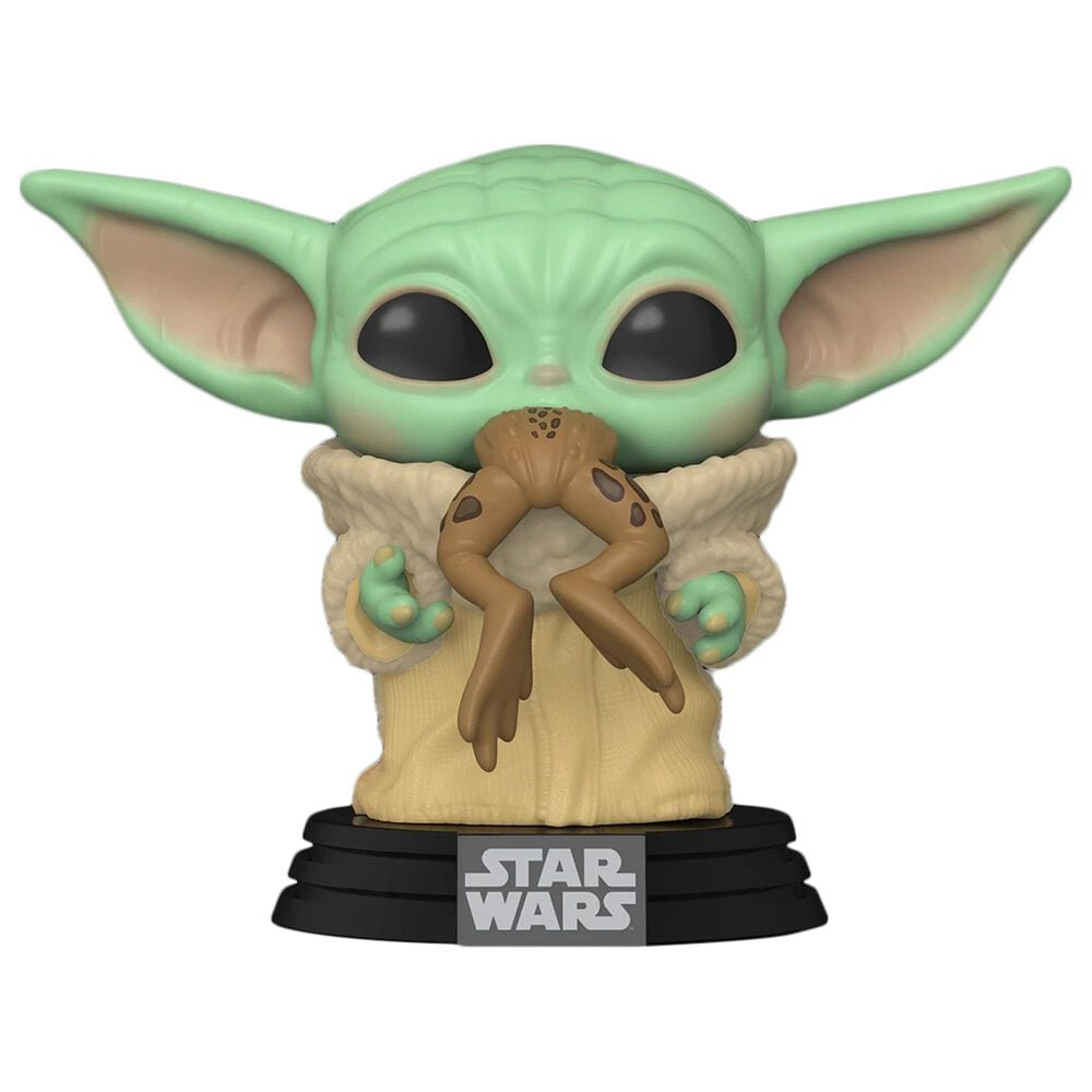 Funko POP! The Mandalorian - The Child with Frog, , large