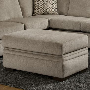 Southaven Storage Ottoman in Gray Cornell Pewter, , large