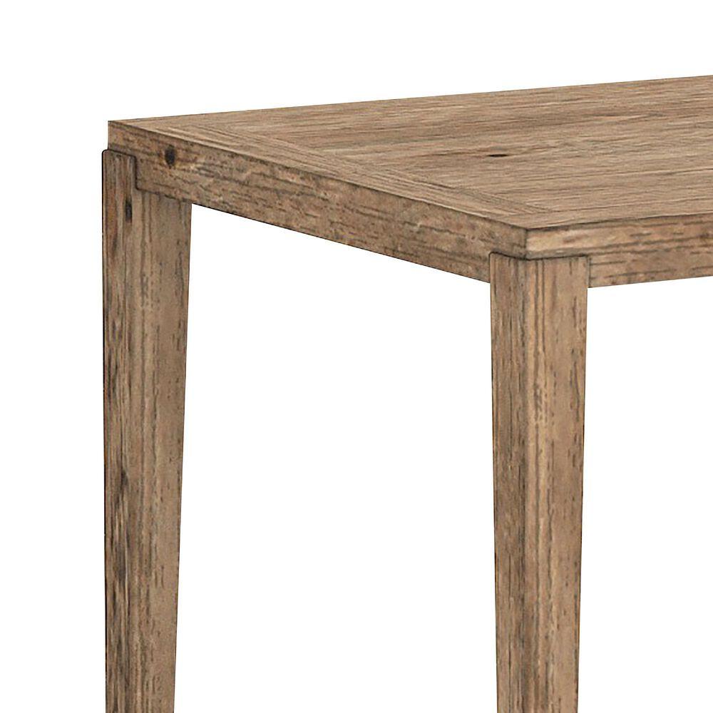 Vantage Passage End Table in Light Oak, , large
