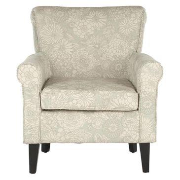 Safavieh Mercer Modern Hazina Chair in Abbey Mist, , large