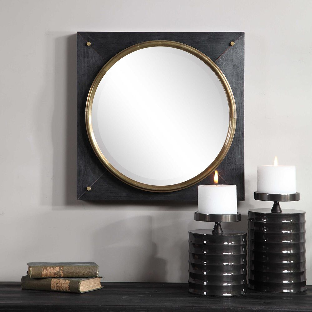 Uttermost Tobiah Mirror, , large