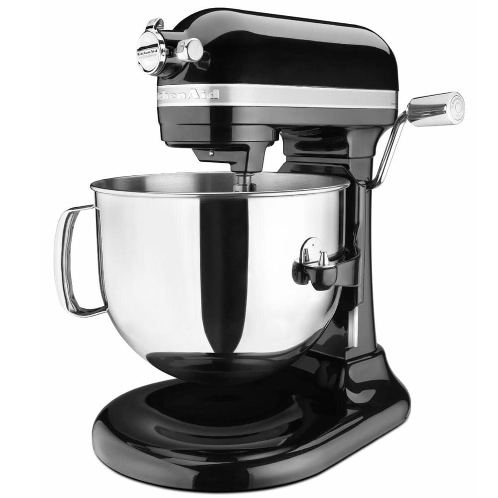 KitchenAid Pro Line Series 7 Quart Bowl-Lift Stand Mixer in Onyx Black, , large