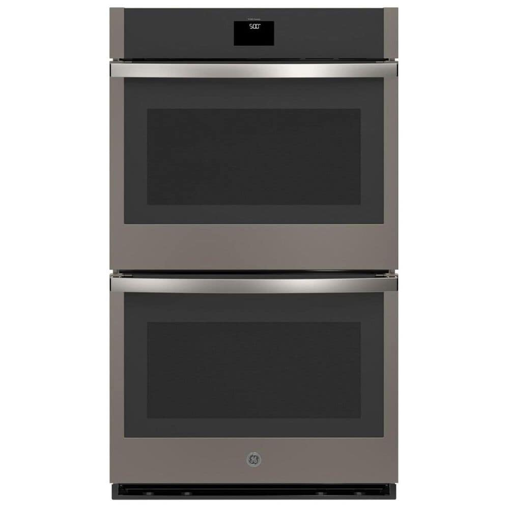 """GE Appliances 30"""" Built-In Double Wall Oven with Convection in Slate, , large"""