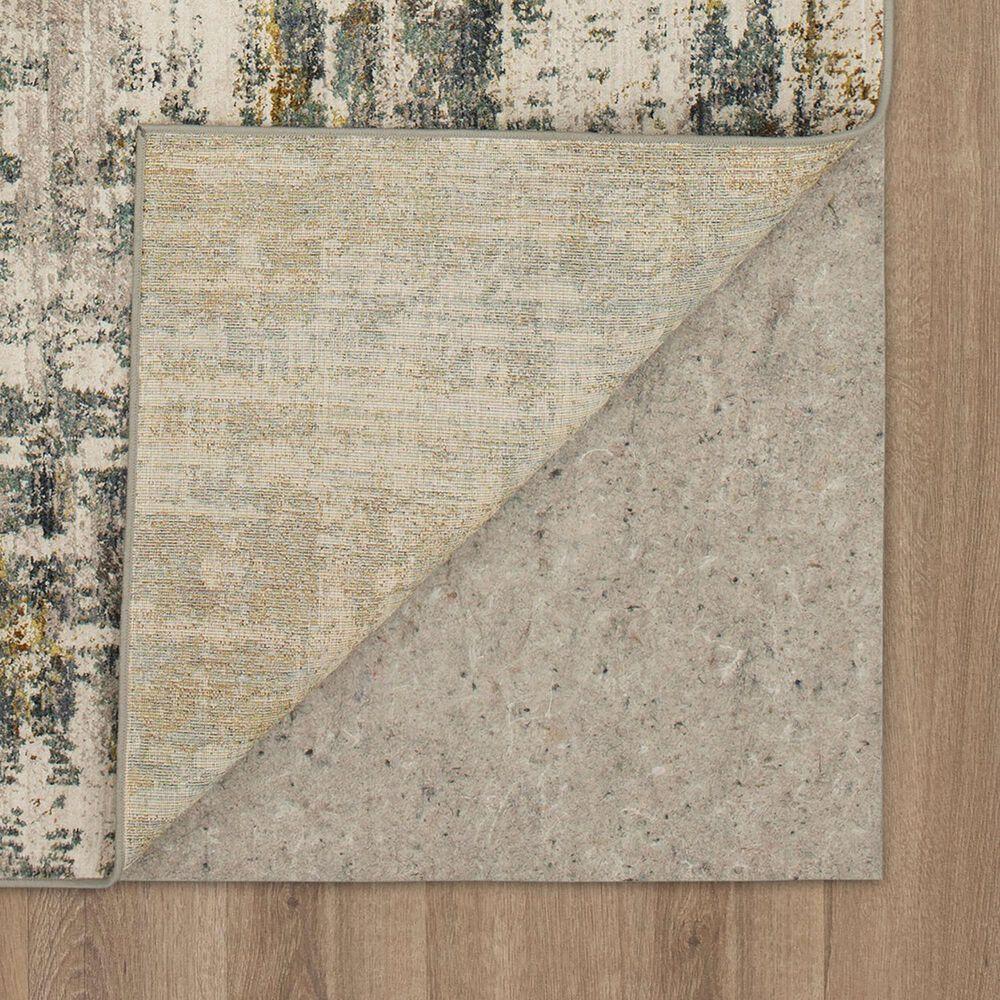 "Karastan Montreal Caballo 91957-50128 5'3"" x 7'10"" Denim, Aquamarine, Grey and Gold Area Rug, , large"