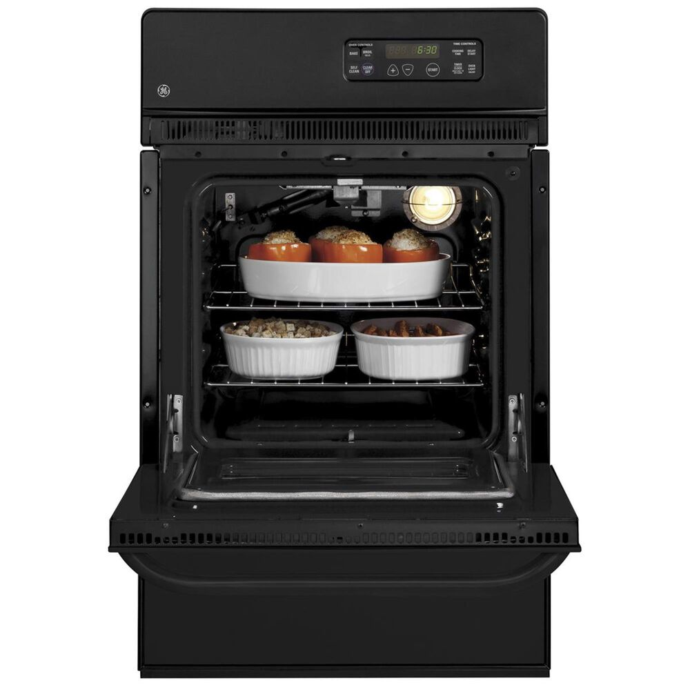"""GE Appliances 24"""" Single Gas Wall Oven with 2.8 cu. ft. Traditional Self Clean Oven, , large"""