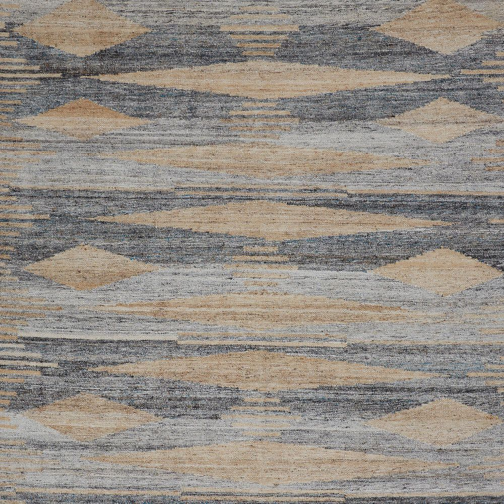 Feizy Rugs Beckett 0815F 2' x 3' Gray and Beige Area Rug, , large