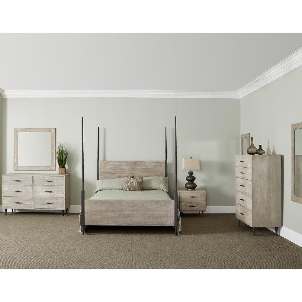 Style N Living Metz Dresser in Sandblast Gray, , large